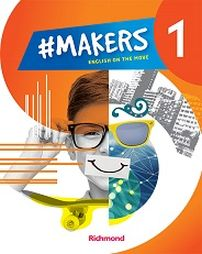 #Makers 1 English On The Move Stds Bk